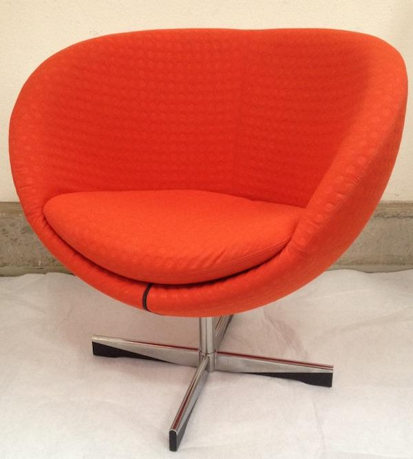 Planet Clubsessel Varier - Farbe: orange